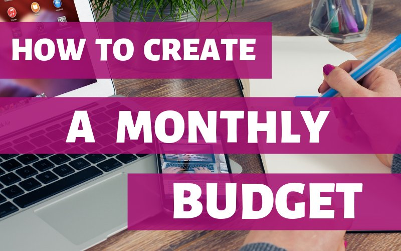 Expat Monthly Budget