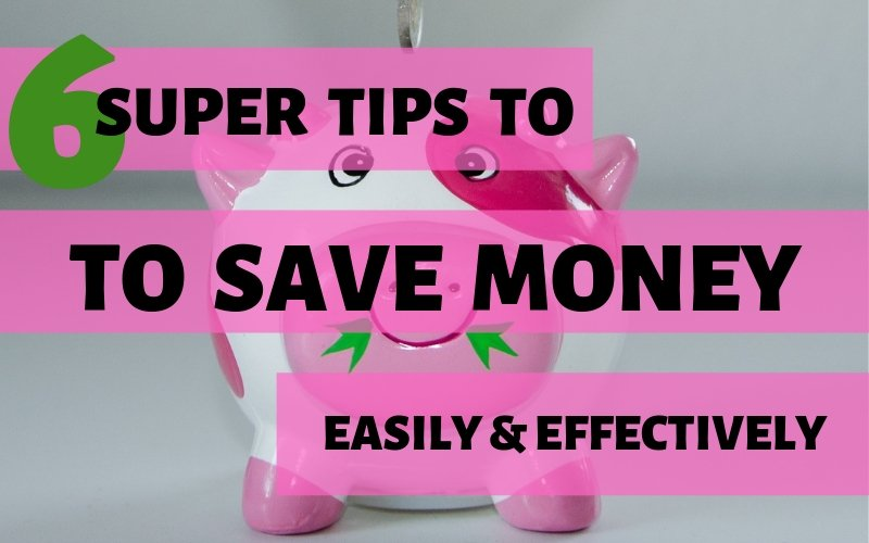 How to save money as an expat