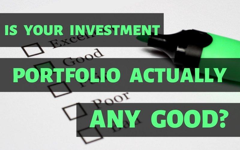 Is your portfolio any good?