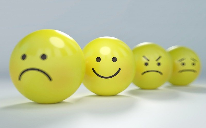 Don't let emotions rules during a decline in the stock market