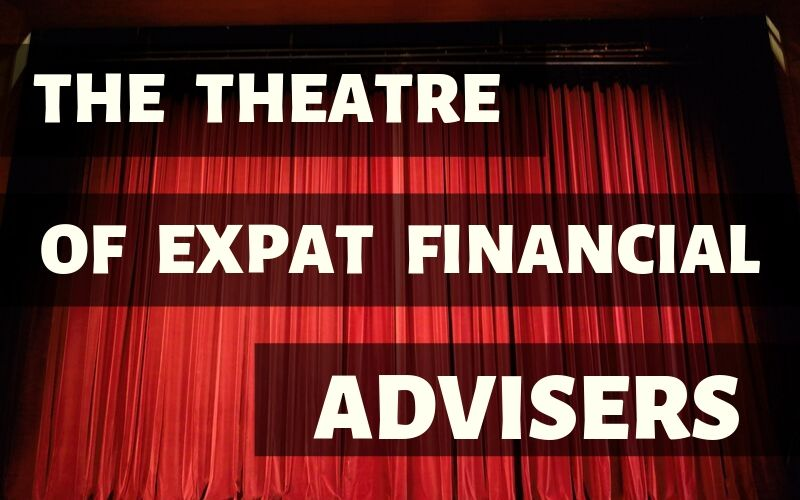 Thetheatre of expat finance - #expat #finance