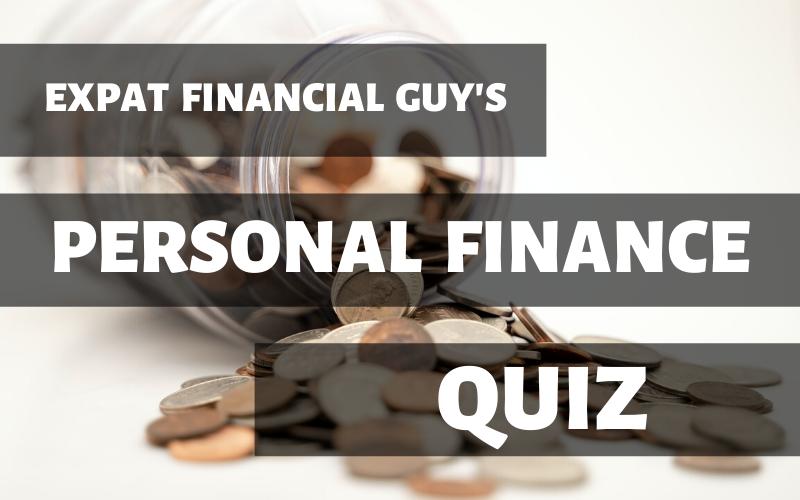 Personal finance quiz